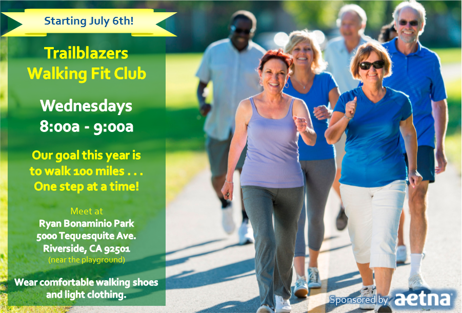 Walking Club AD - July 2016