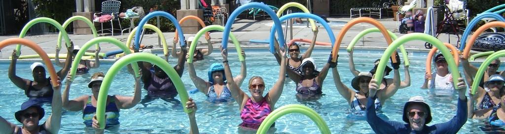 Water Aerobics w/ Robin