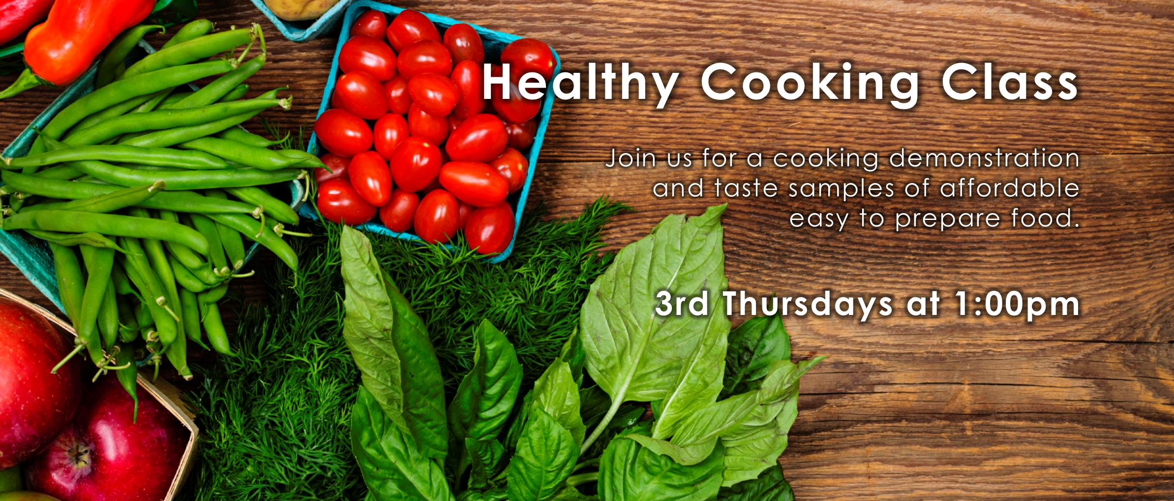 Cooking-Class-Website-Banner